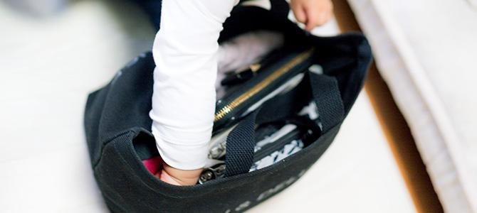 カバンや財布の中から浮気を調べる方法